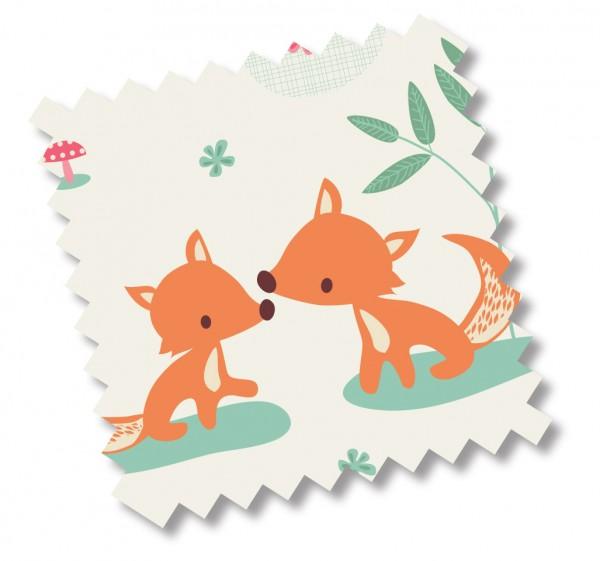 millemarille | Sitzsack - SWEET FOXES