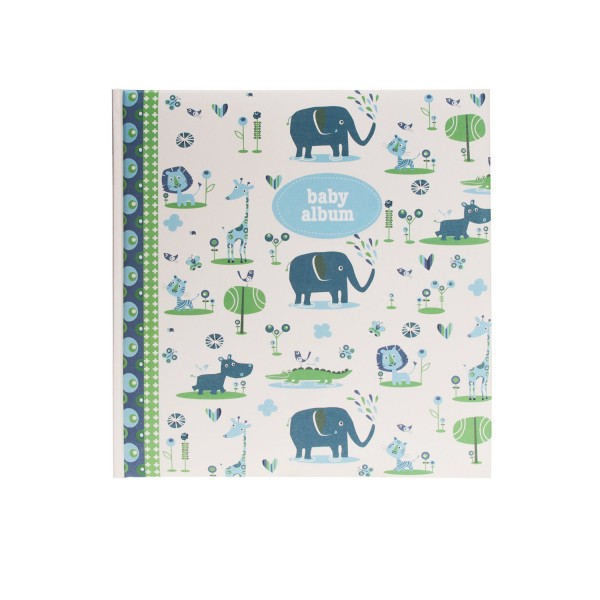 millemarille | babyalbum - FOREST ANIMALS