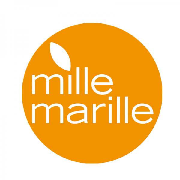 millemarille | Ersatzbezug Stillkissen 175cm - COTTON PLANT