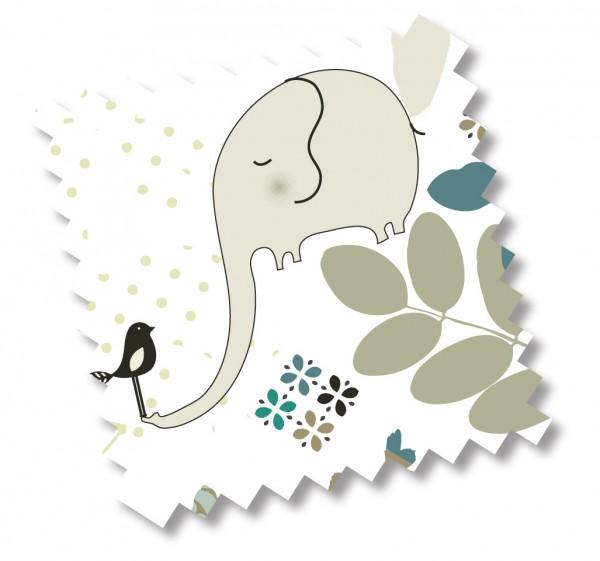 millemarille | Gästematratze - ELEGANT ELEPHANT